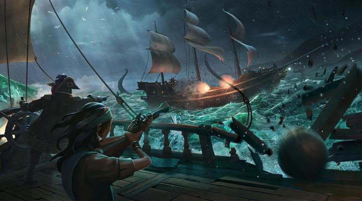 sea of thieves screenshots