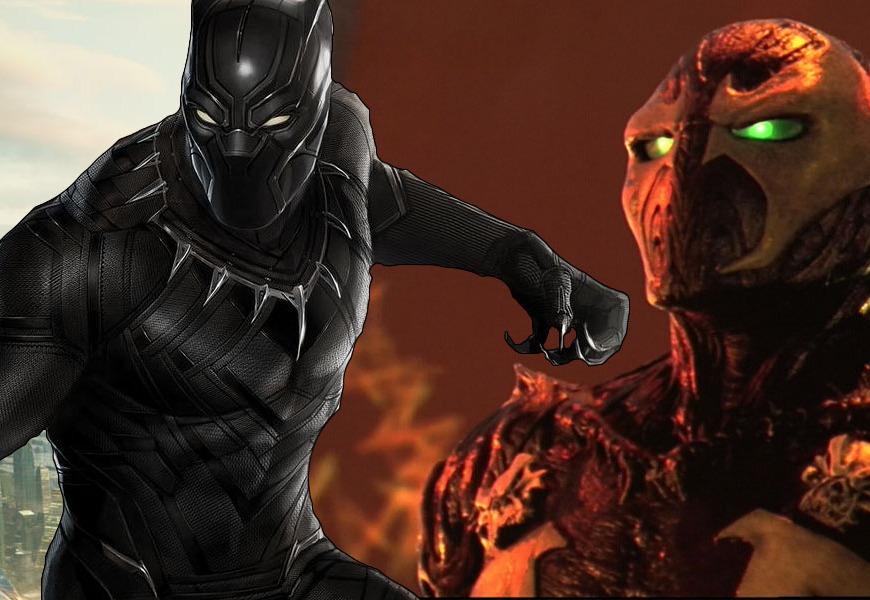 black panther black superhero