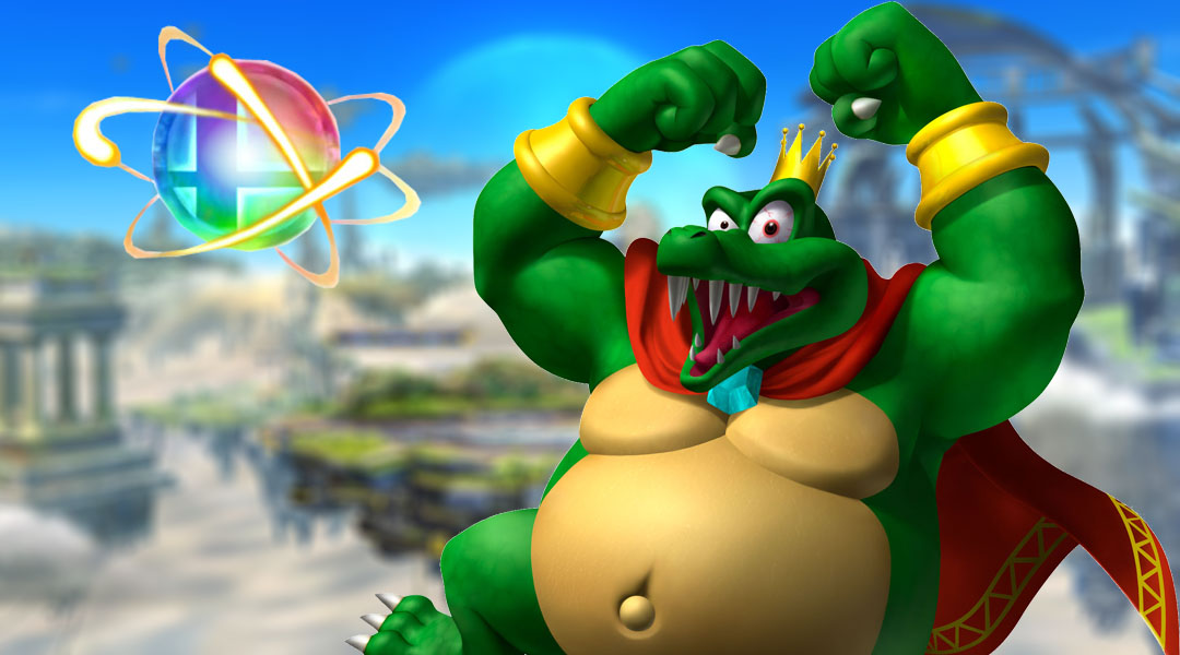 king k rool super smash bros switch