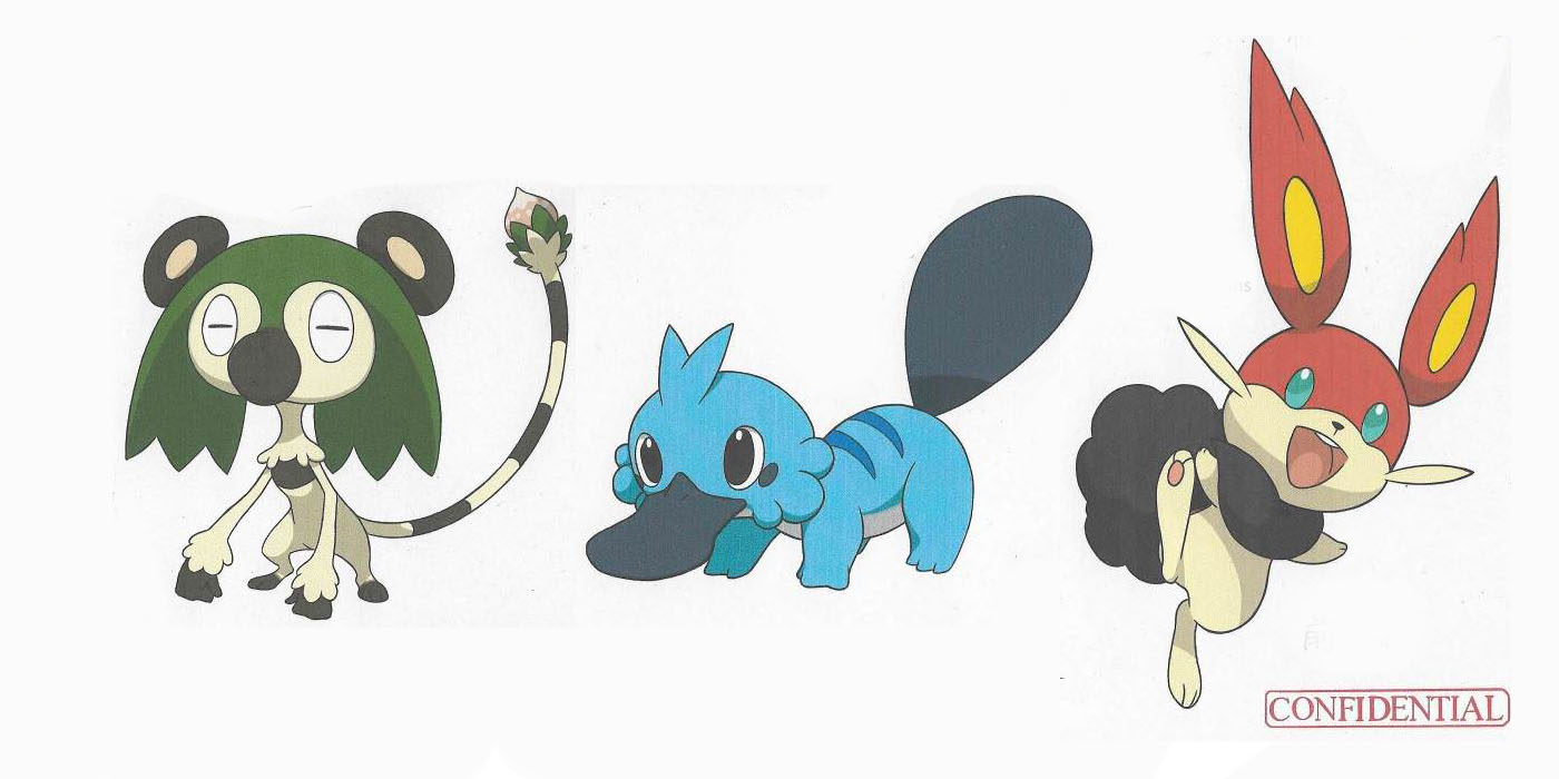pokemon switch leaked starters