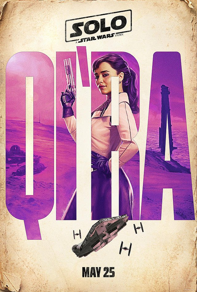 qira star wars poster