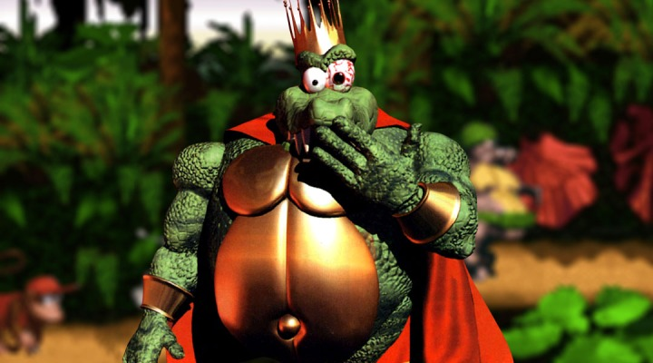 super smash bros king k rool