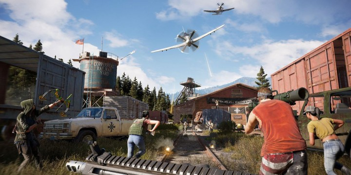far cry 5 airdrop