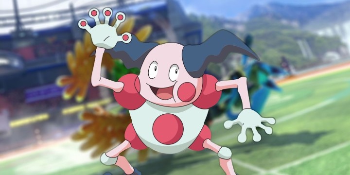 pokken tournament mr mime