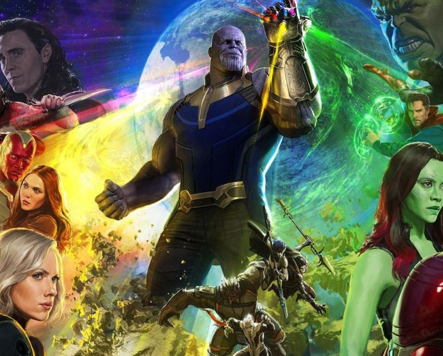 avengers infinity war reviews
