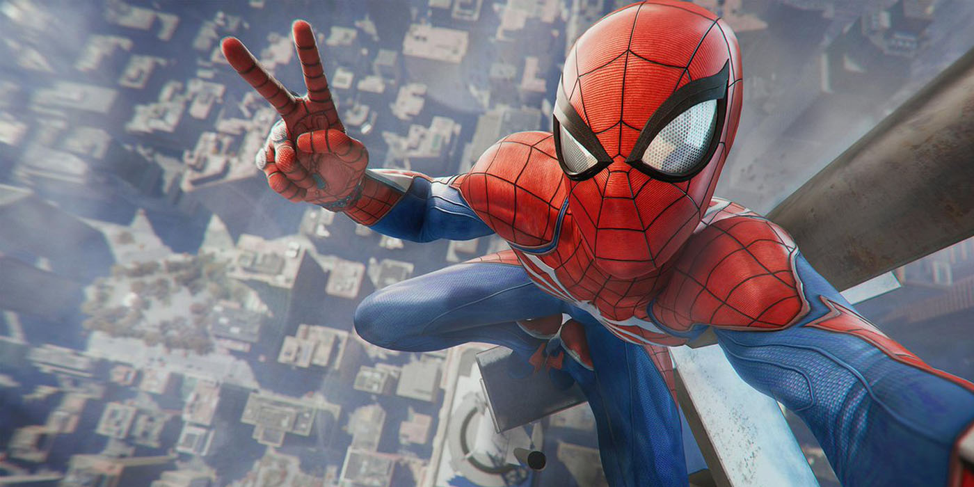 spiderman ps4 xbox one switch pc screenshots