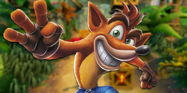 crash bandicoot smash bros