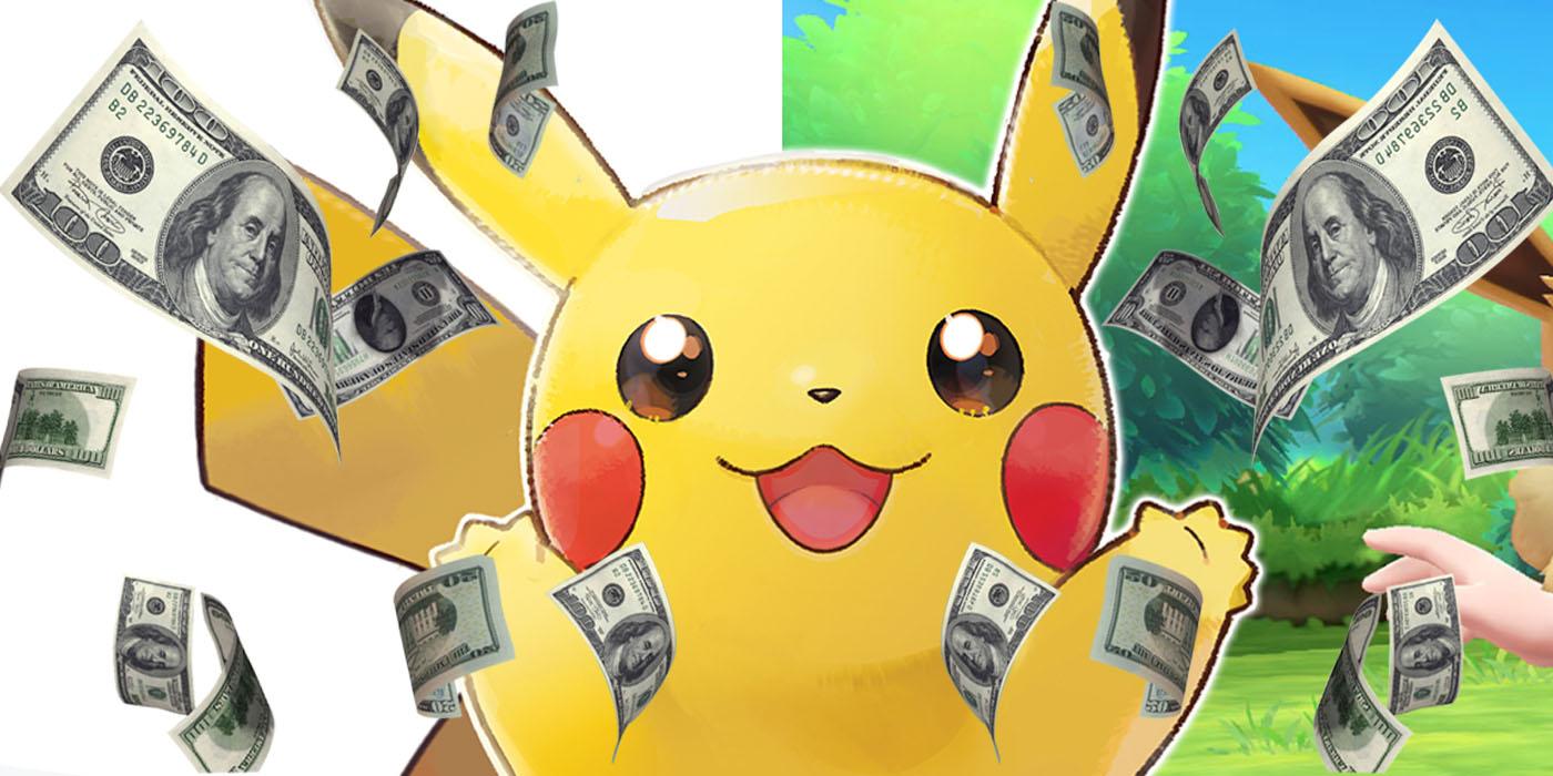 pokemon lets go pikachu eevee