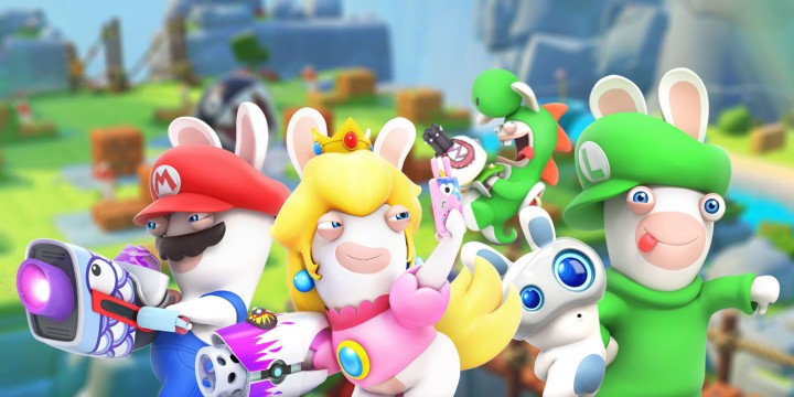 rabbids smash bros