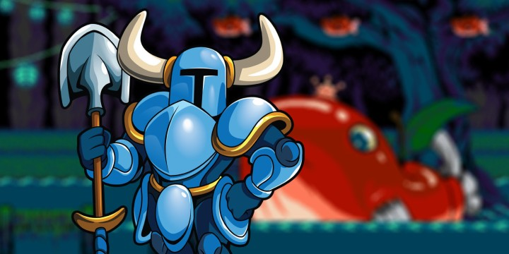 shovel knight smash bros