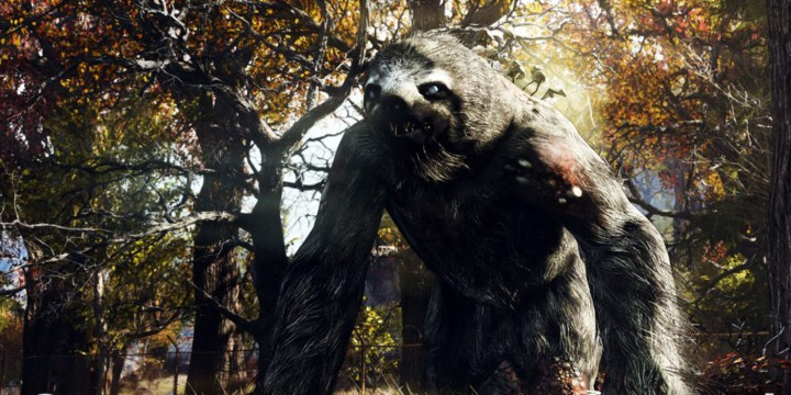 fallout 76 mutated sloth