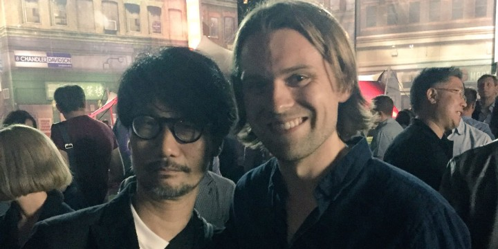 hideo kojima okay cool