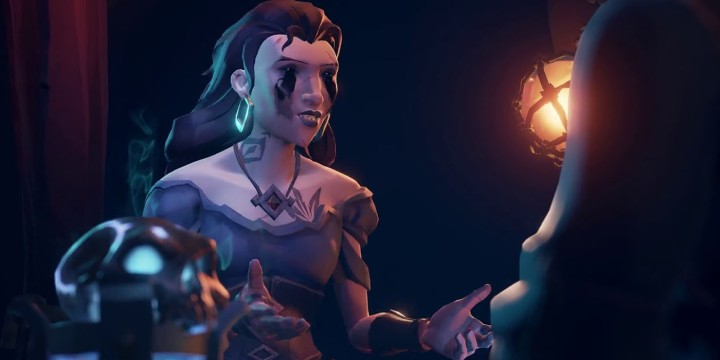 sea of thieves cursed sails and forsaken shores dlc
