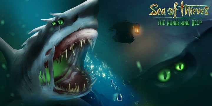 sea of thieves megaladon