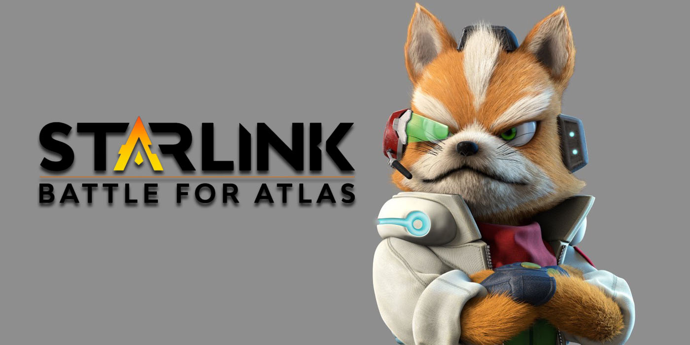 starlink star fox crossover