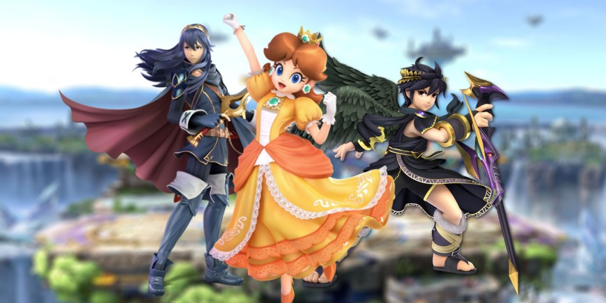 super smash bros ultimate possible echo fighters