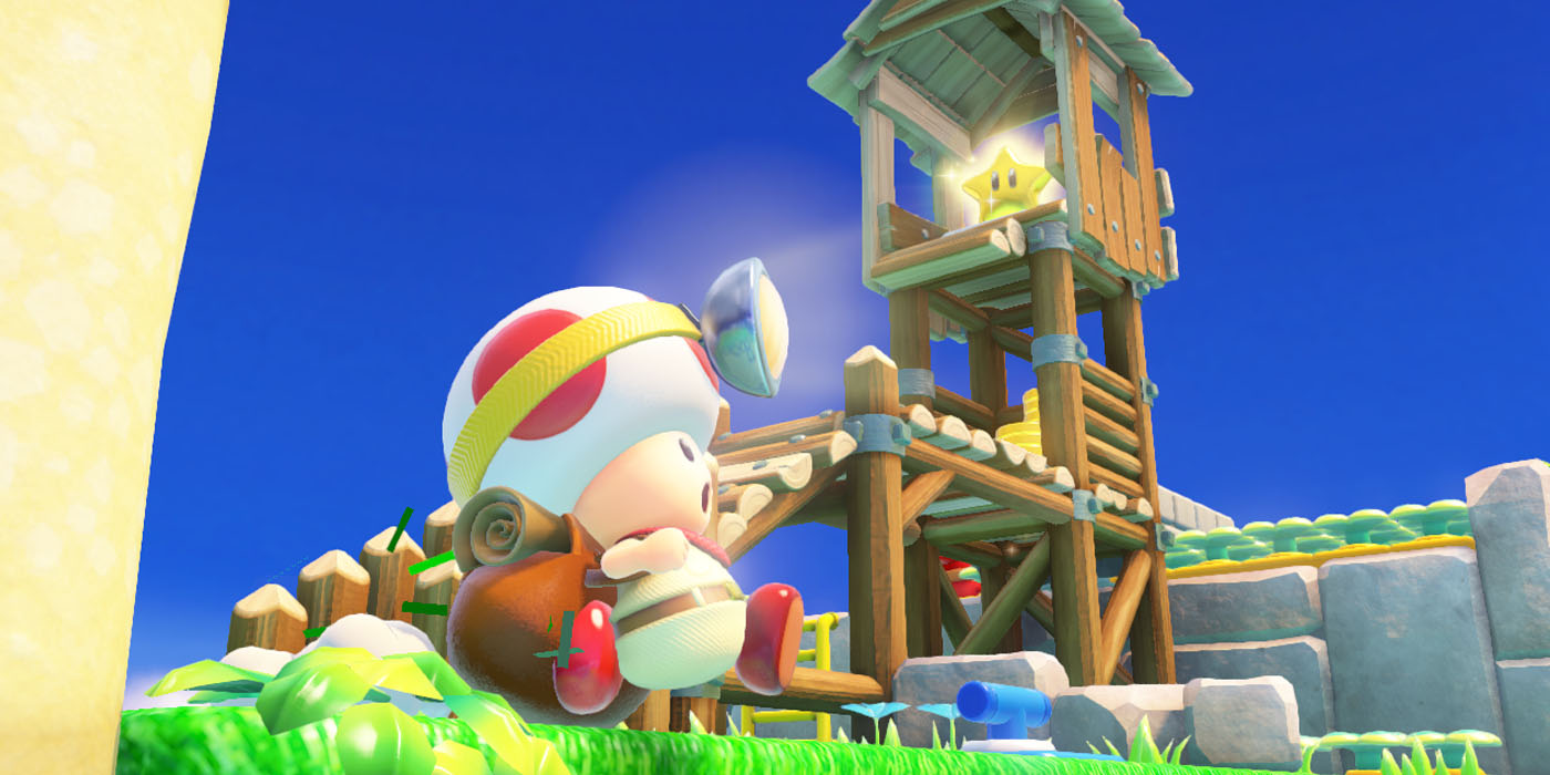 captain toad treasure tracker switch review