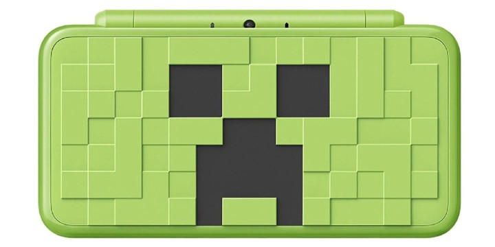 minecraft 2ds xl