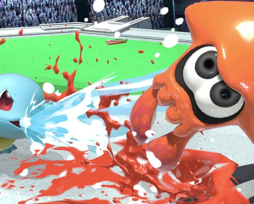 super smash bros ultimate preview screenshot