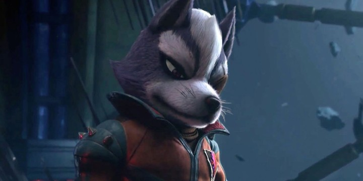 star fox starlink crossover wolf