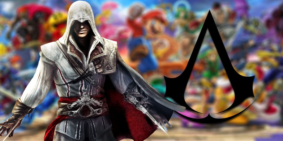 super smash bros ultimate assassins creed