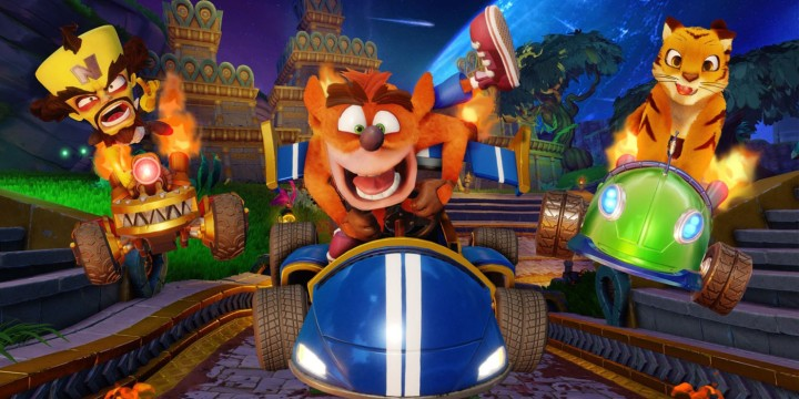Crash Team Racing Nitro Fueled Screenshot