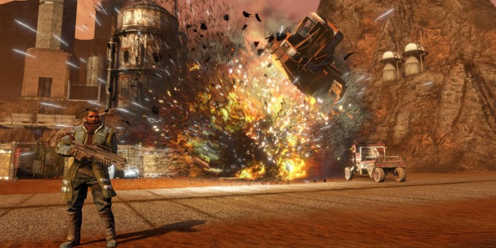 Red Faction Guerrilla Remastered Screenshot